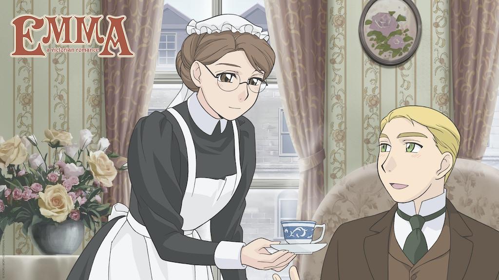 Let's Dub Emma A Victorian Romance Anime TV Series Season 1