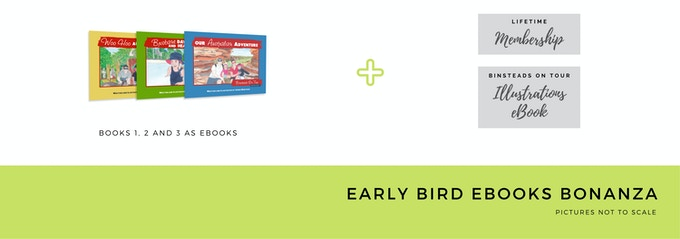 $20 Early Bird eBook Bonanza