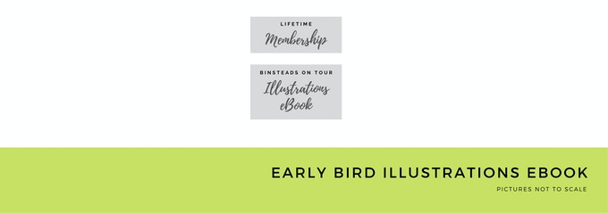 $10 Early Bird Illustrations eBook