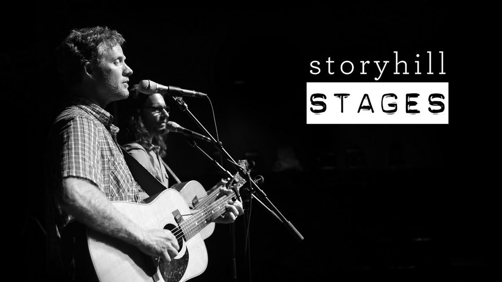 Stages: A new live record from Storyhill project video thumbnail