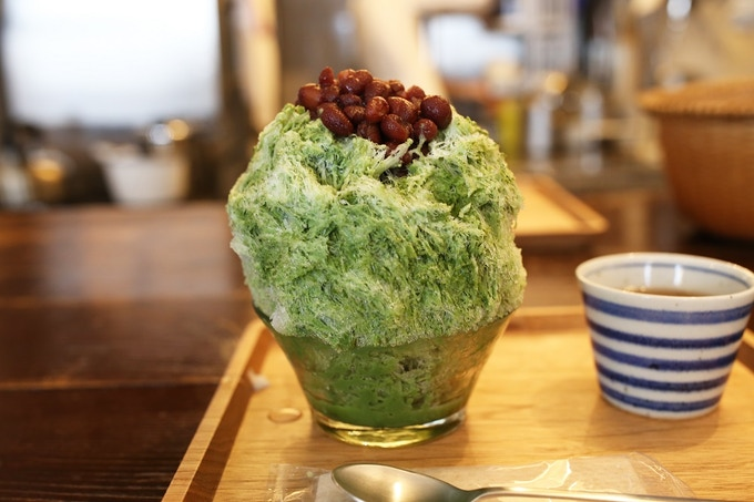 Kakigori (Shave Ice). Photograph by Foodbunker.