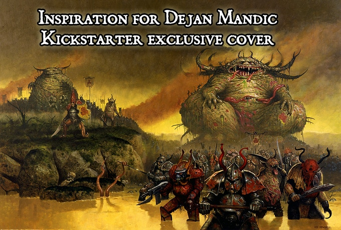 MAIN GAUCHE chaos supplement for ZWEIHÄNDER Grim & Perilous by