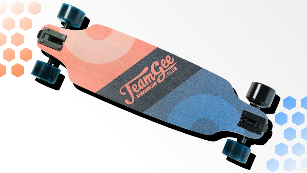SAIL: An electric skateboard for everyone, $299