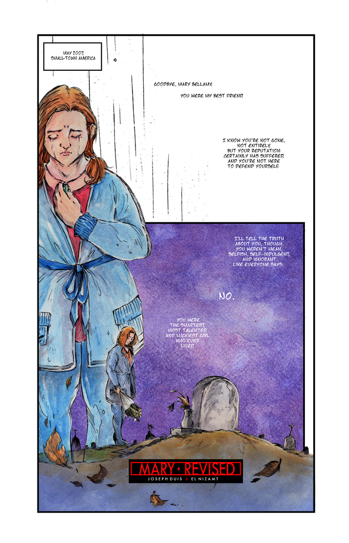 Mary, Revised Page 1