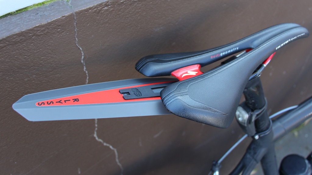 BUTtGuaRD KS - A new benchmark for seat mounted mudguards!
