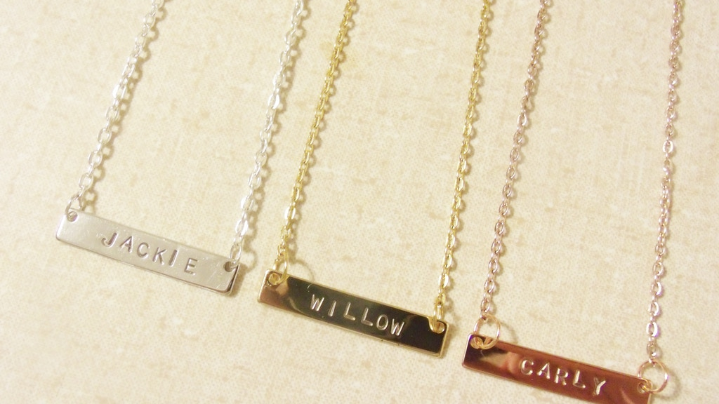 custom engraved gold rose gold and silver jewelry by albert juul