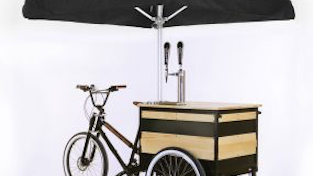 Project image for Brive cold brew- A mobile coffee bar on wheels