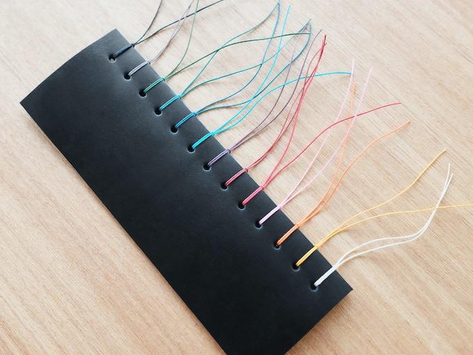 13 Thread Colour Options