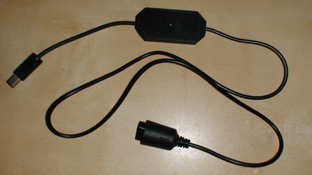N64 - WiiVC Controller Adapter with Full Stick Correction project video thumbnail