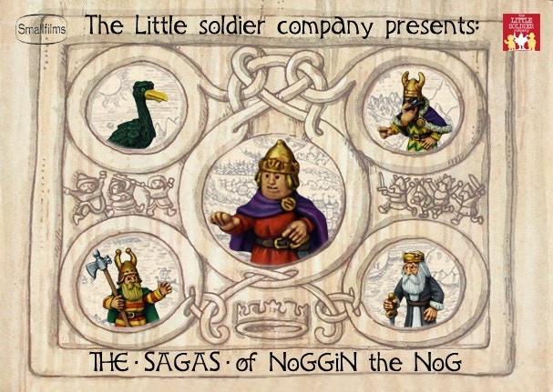 Sagas boxed set