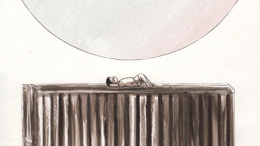 Moon: A short comic story project video thumbnail