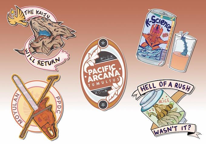 Sticker Designs - Vit (oceanyia)