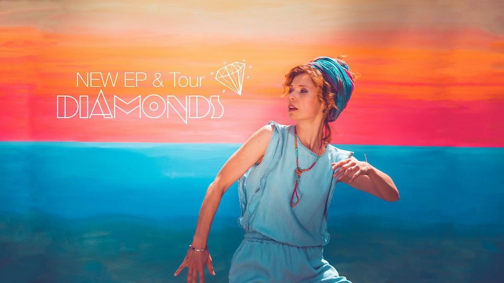 "Nikki Forova - New EP ""Diamonds"", Music Video & Tour project video thumbnail"