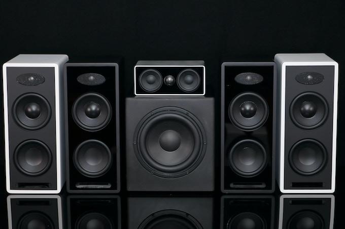 Q-Bass 5.4+1  1000W  output
