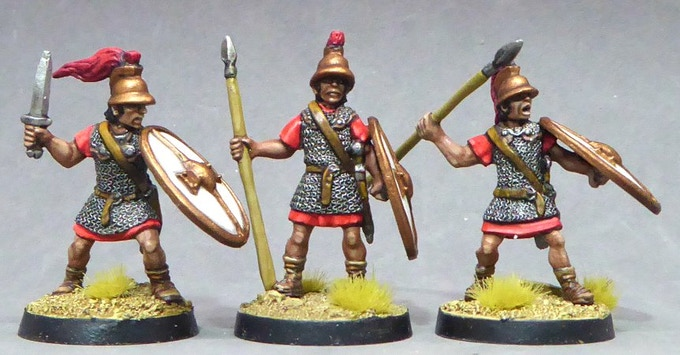 57. Ptolemaic Egyptian Infantry III (Armoured)