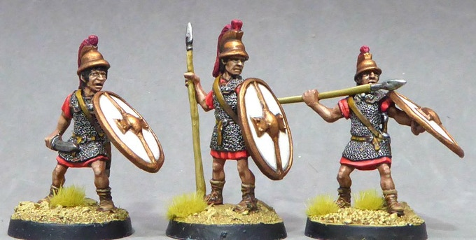 58. Ptolemaic Egyptian Infantry IV (Armoured)