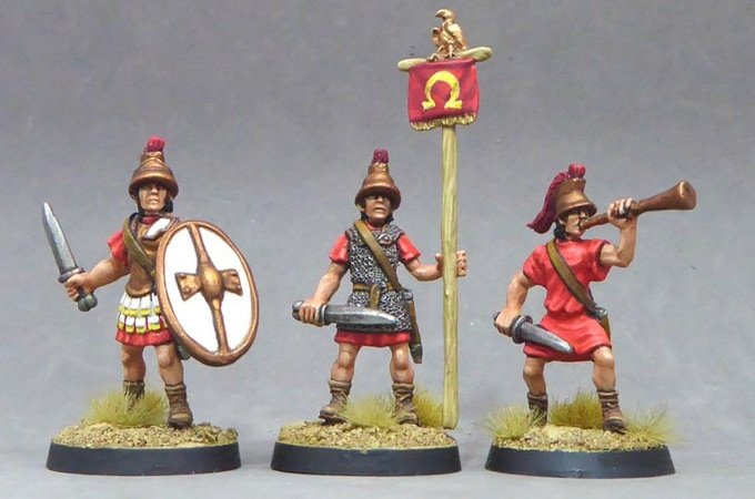 59. Ptolemaic Egyptian Infantry V (Command)