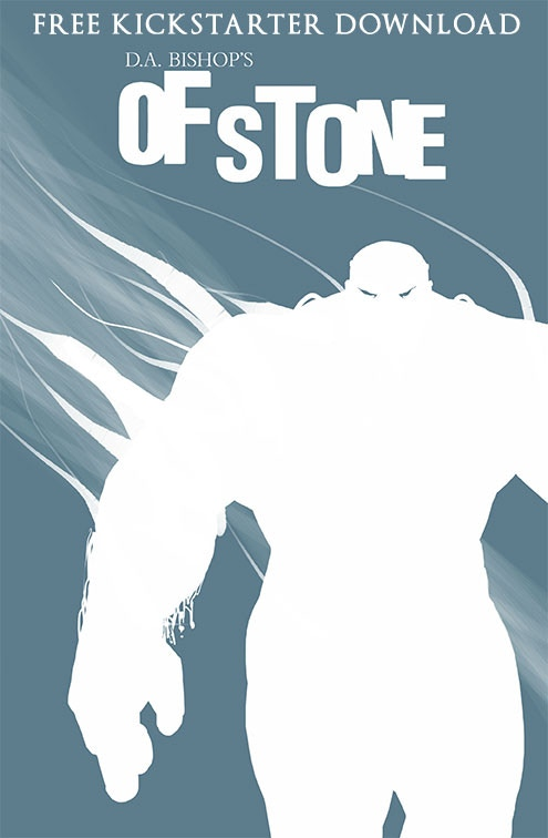 Free Kickstarter Download - Original B&W Of Stone One Shot