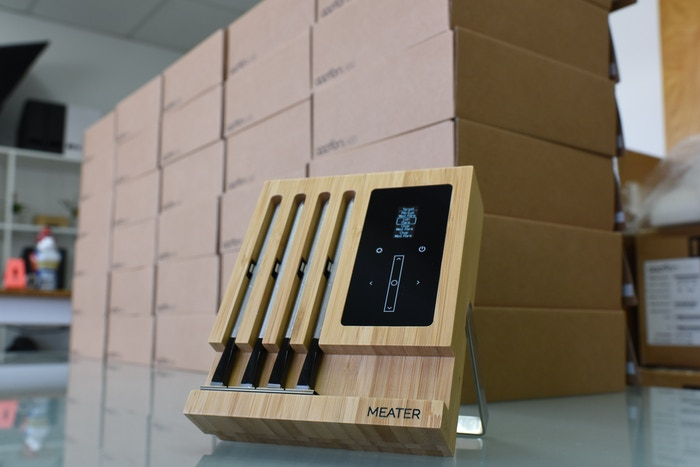 The MEATER Block is ready to ship