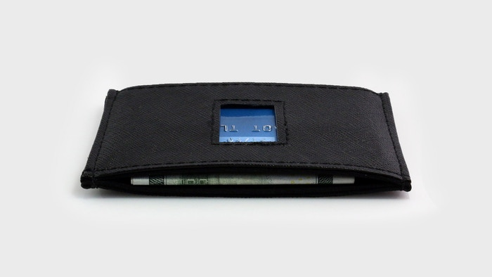 The ORIGINAL quickdraw thin wallet for minimalists. The best wallet  for the things you need, and access them easily.