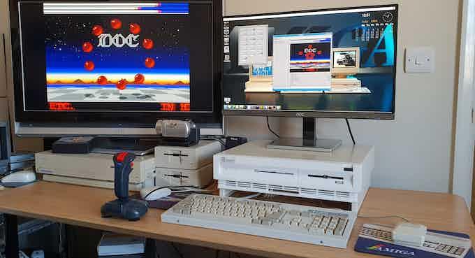 Amiga Version