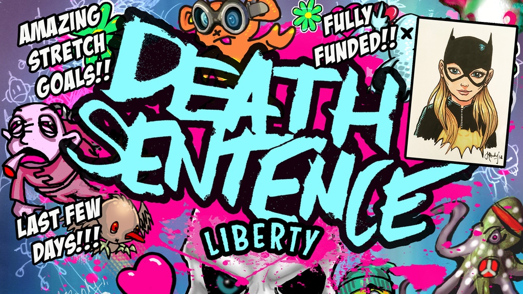 Death Sentence Liberty #1 project video thumbnail