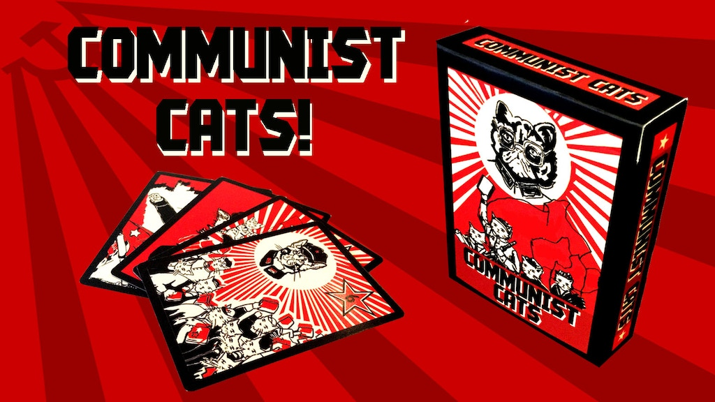 Communist Cats project video thumbnail