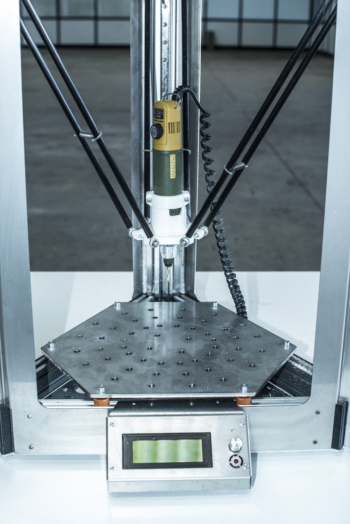 Heavy-Duty Milling Machine Structure MAG ICreatum Pro