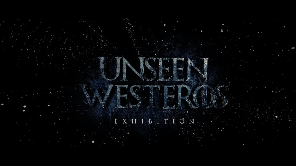 Unseen Westeros Artbook - authorized by George R.R. Martin project video thumbnail
