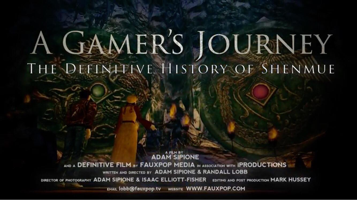 A documentary film about the groundbreaking video game Shenmue and the impact it had on the gaming community.