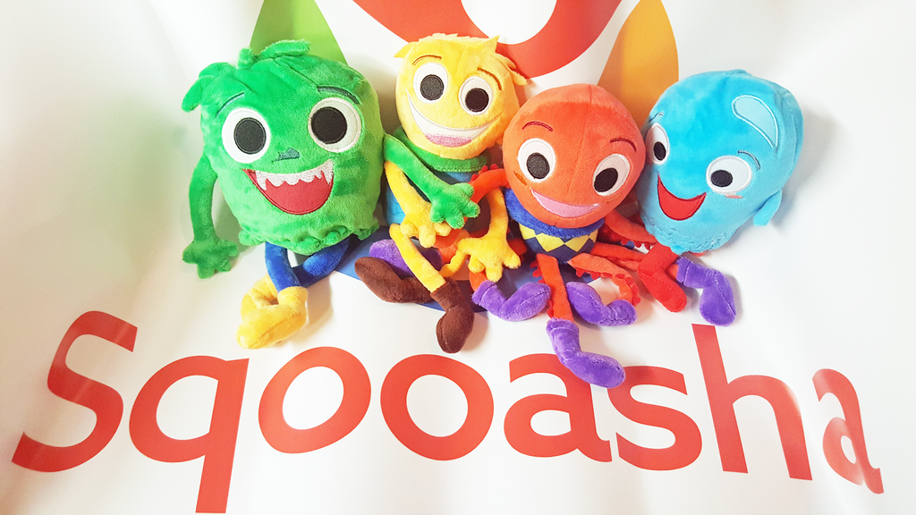 Help us to bring our cute mascots to life! - Sqooasha project video thumbnail