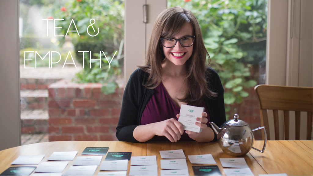 Tea & Empathy feelings cards project video thumbnail