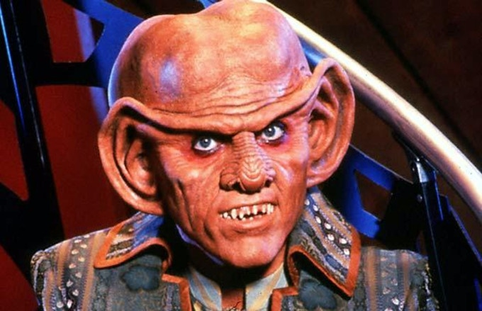 ARMIN SHIMERMAN (Quark in Deep Space Nine) joins the cast!