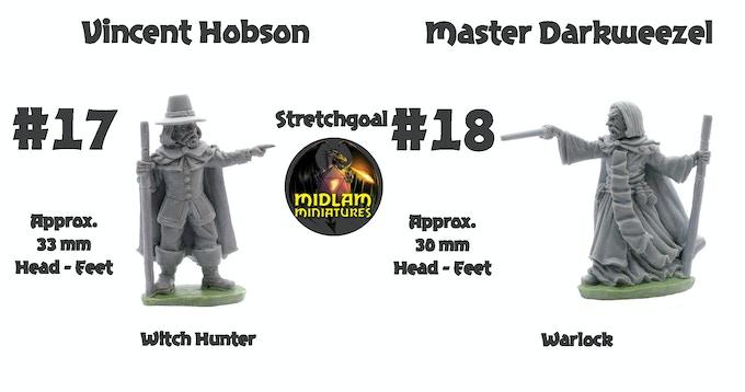 Vincent Hobson and Master Darkweezel