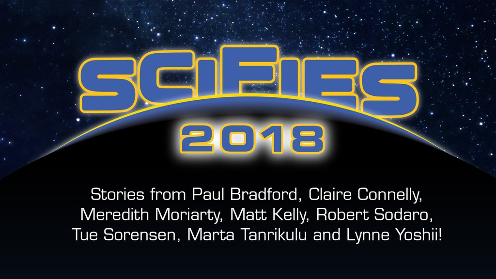 Scifies 2018: A Comic Book Anthology project video thumbnail