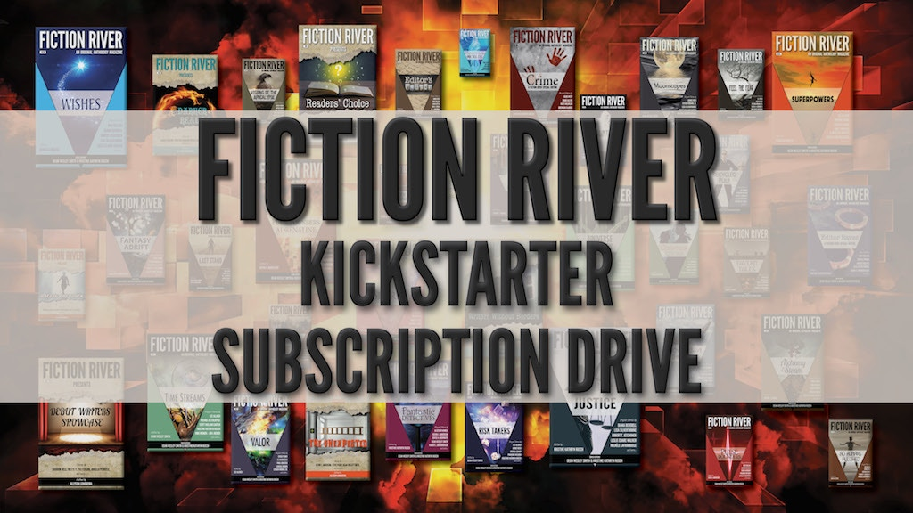 Fiction River: The Third Subscription Drive project video thumbnail