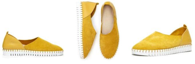 Mustard Yellow BENDY