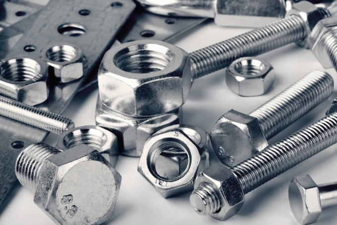 Nuts and bolts screws