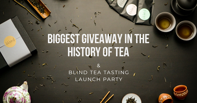 Click the image to visit the Biggest Giveaway in the History of Tea, and get the tea tasting ebook for free when you reach Level 2 by doing a few fun share tasks.
