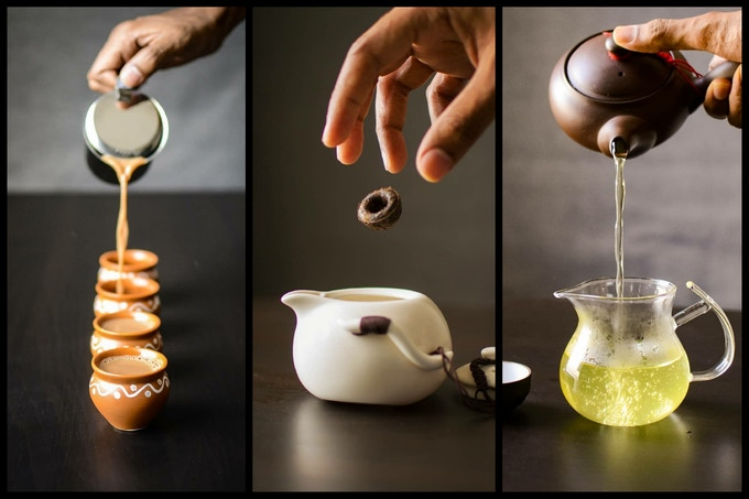 Discover great tea from different tea cultures beyond western,  Chinese and Japanese.