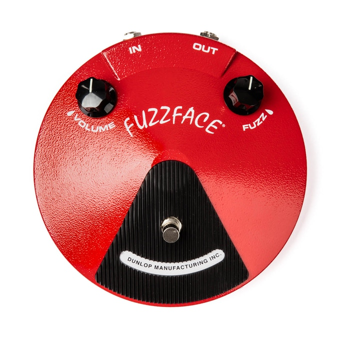 My Fuzzface Fuzz Pedal