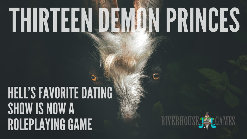 Thirteen Demon Princes: Hell's Favorite Dating Show