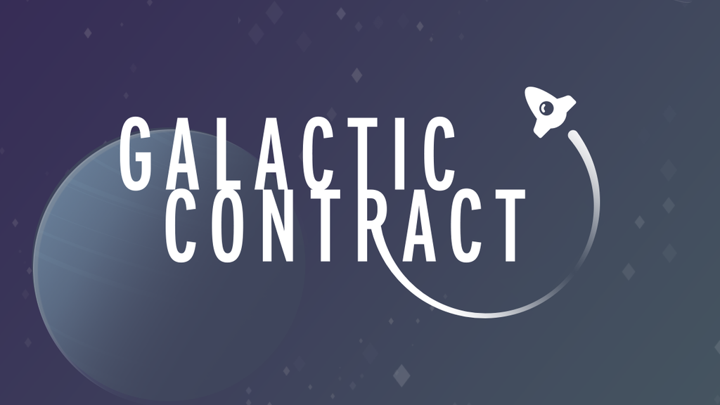 Galactic Contract: A Strategic Resource Management Game project video thumbnail
