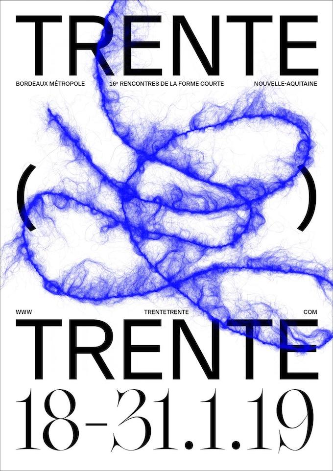 Trente Trente – Les rencontres using Oroban Elegans style designed by http://guillaumeruiz.com/