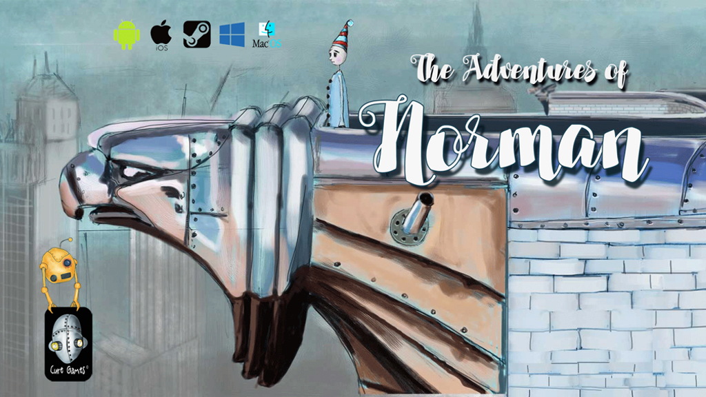 Project image for The Adventures of Norman