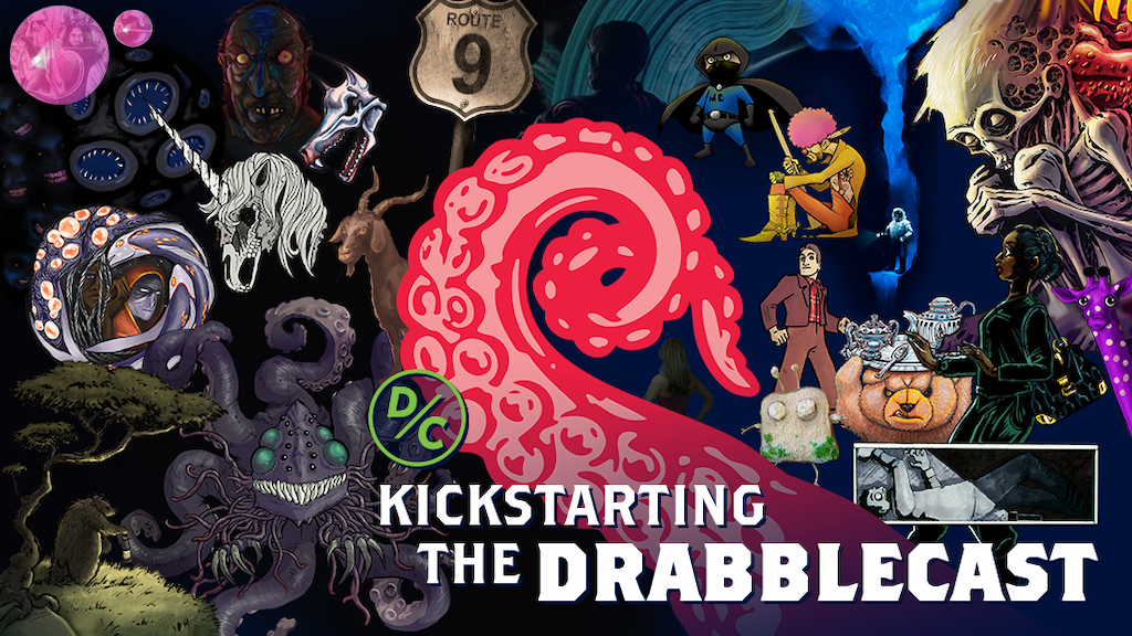 The Drabblecast Reborn project video thumbnail