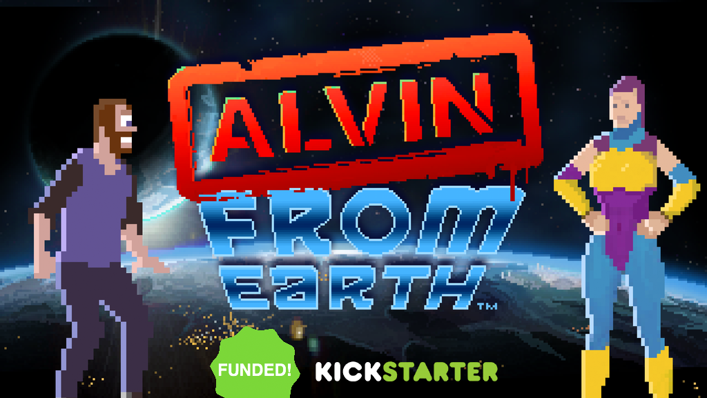 Alvin From Earth - Community-influenced Adventure Series! project video thumbnail