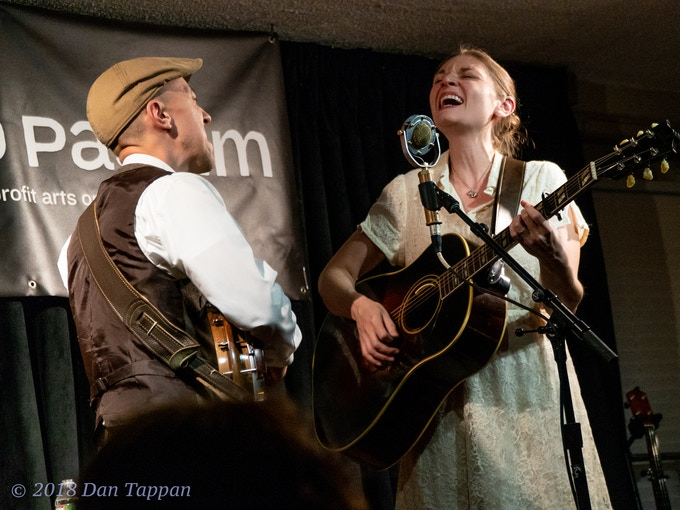 Club Passim in Cambridge, MA - Photo by Dan Tappan