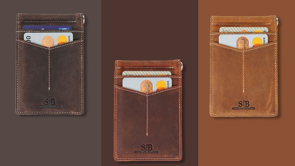 SERMAN BRANDS Rogue   RFID Blocking Minimalist Slim Wallet is the top crowdfunding project launched today. SERMAN BRANDS Rogue   RFID Blocking Minimalist Slim Wallet raised over $27612 from 0 backers. Other top projects include Mountain People: Changing how you book ski & winter holidays, VICE Playing Cards, BADGIRL ARTWORK SKETCH POKER DECK VOLUME SEVEN - MAKE 100...