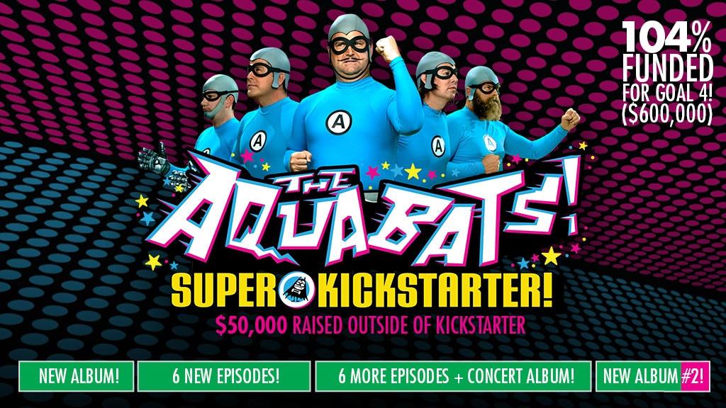 Bring Back THE AQUABATS! project video thumbnail